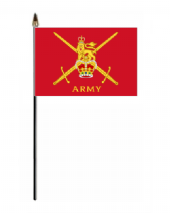 British Army Hand Flag - Small.